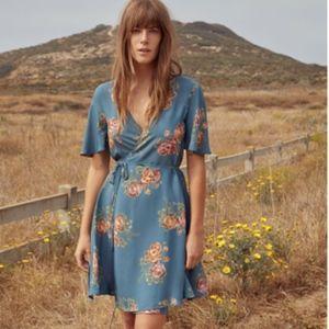 NWT! Christy Dawn Anya Wrap Dress